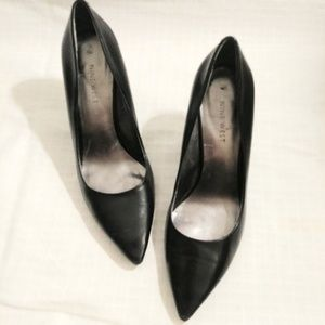 Nine West Black Heel Pointy Toe